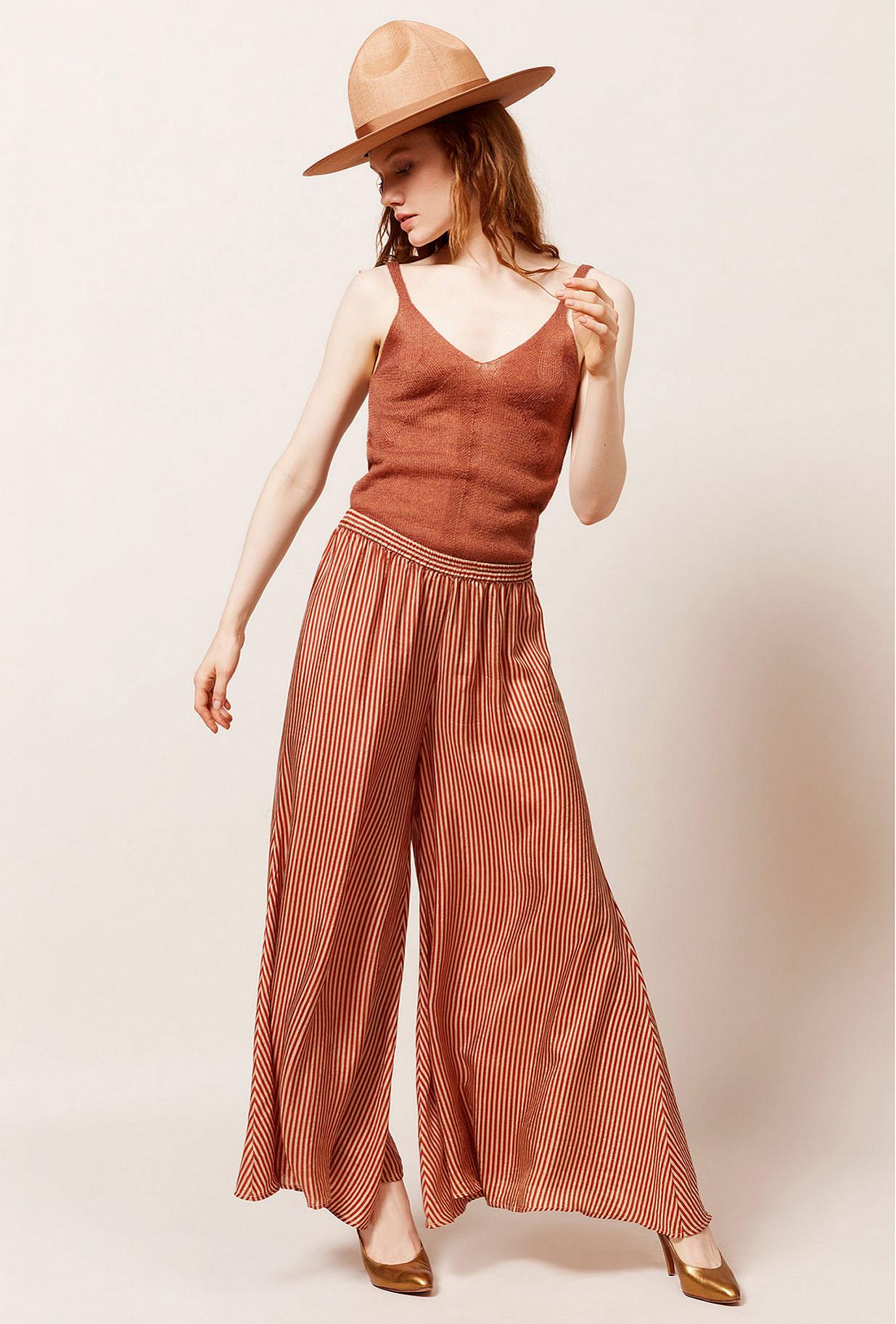 Paris boutique de mode vêtement Pantalon créateur bohème Bonny