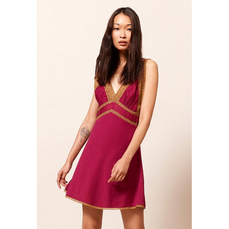 Paris boutique de mode vêtement Robe créateur bohème  Gardner