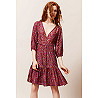 Paris boutique de mode vêtement Robe créateur bohème  Craquante