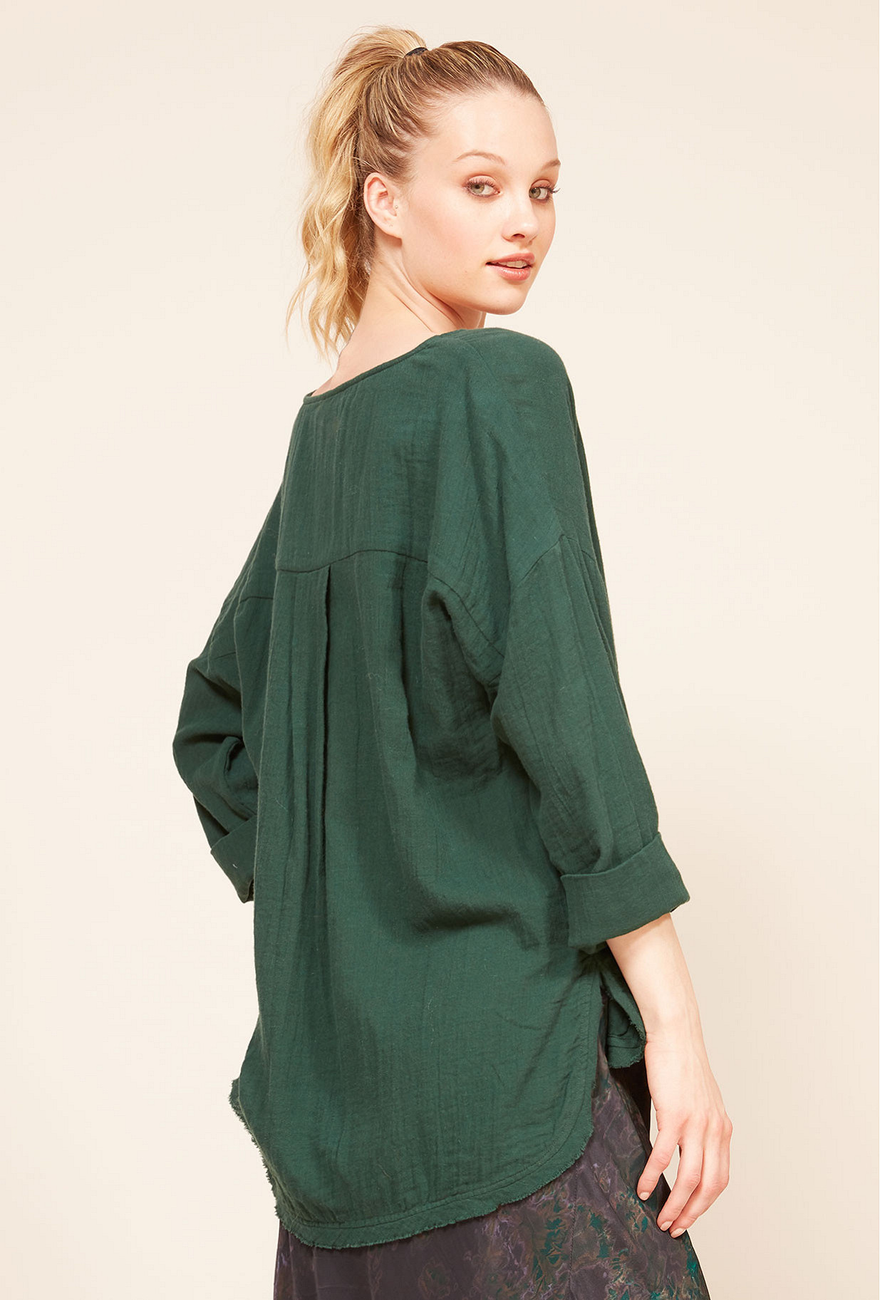 Green Blouse Digest