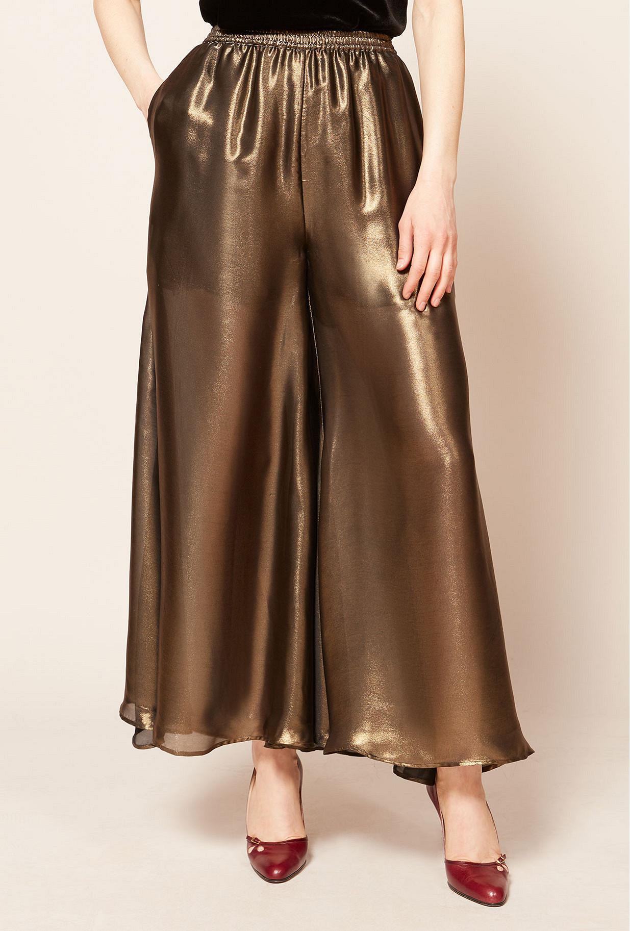 Bronze pant Gaia