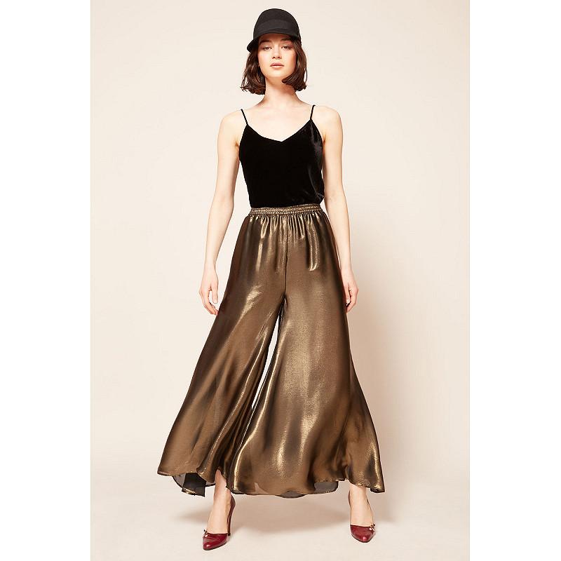 Paris boutique de mode vêtement Pantalon créateur bohème  Gaia