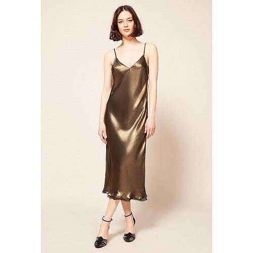 Robe Bronze  Gotha mes demoiselles paris vêtement femme paris