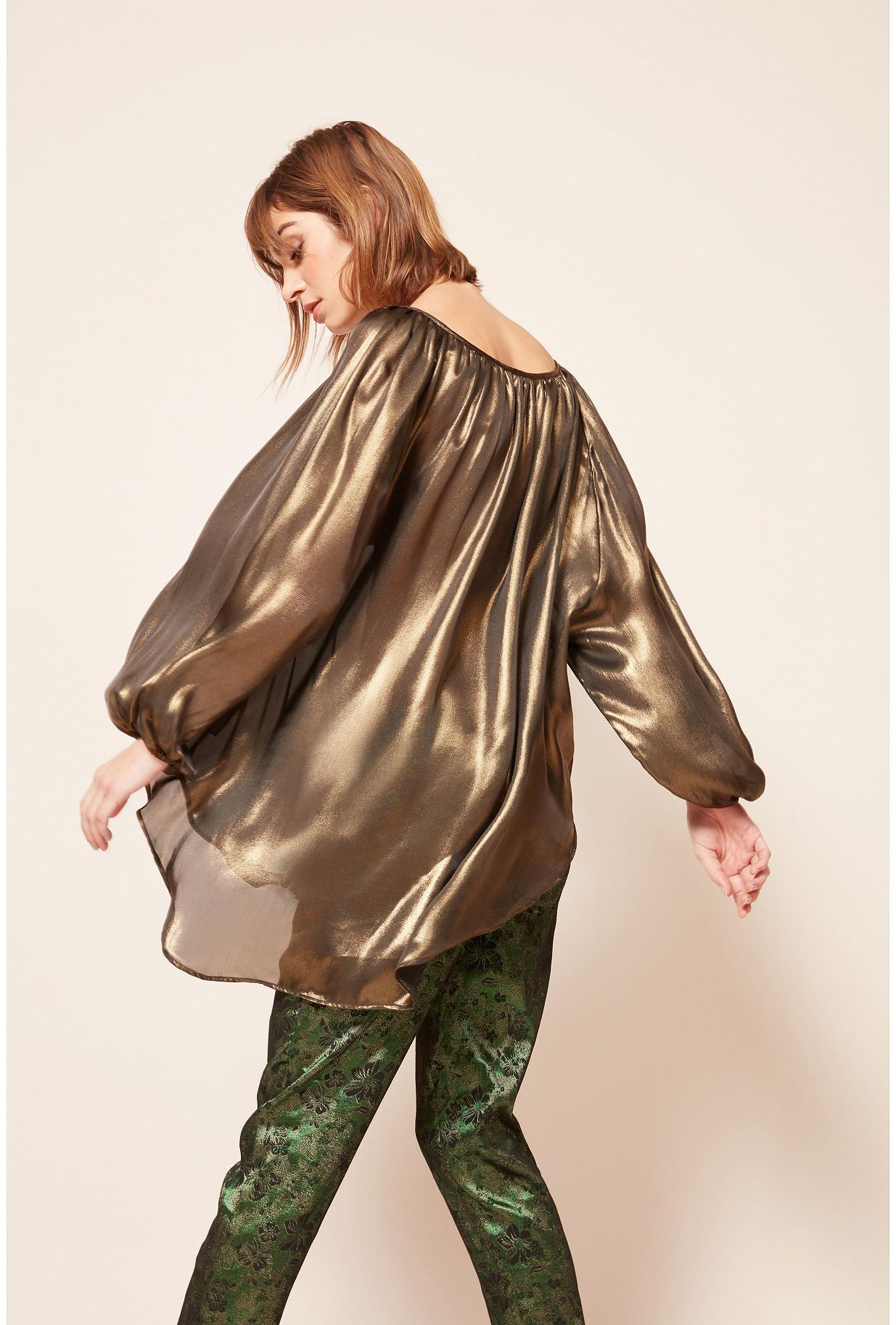 Blouse Bronze Graal Mes Demoiselles Paris