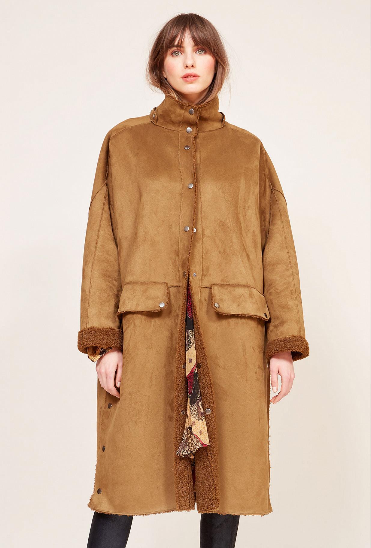 Khaki Coat Guerrillera