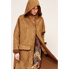 Paris clothes store Coat  Guerrillera french designer fashion Paris