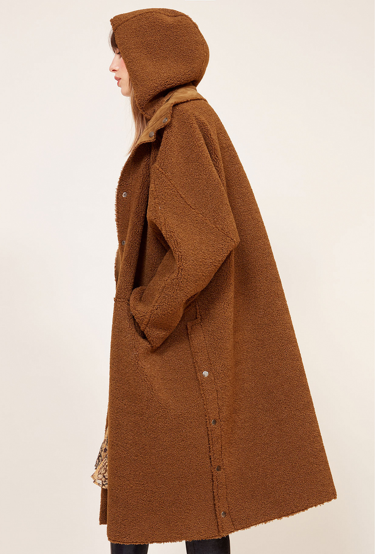 Paris boutique de mode vêtement Manteau créateur bohème  Guerrillera