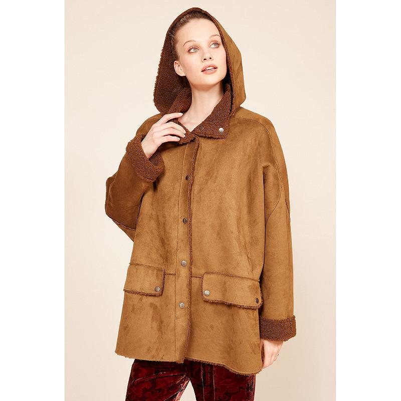 Paris boutique de mode vêtement Manteau créateur bohème  Guevara