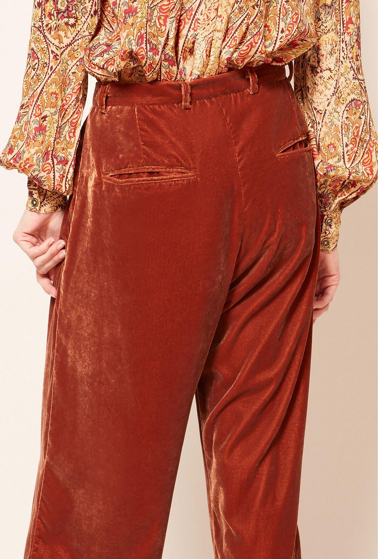 Paris boutique de mode vêtement Pantalon créateur bohème  Mansfield