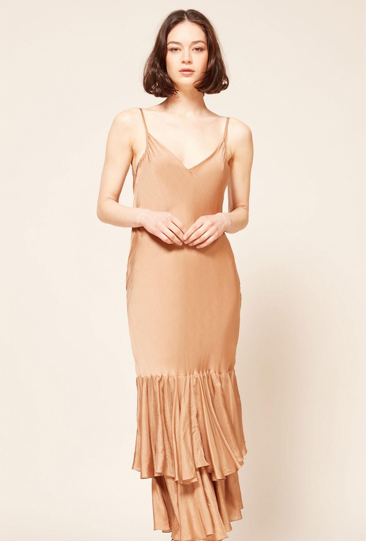 Robe Nude  Marmelade mes demoiselles paris vêtement femme paris