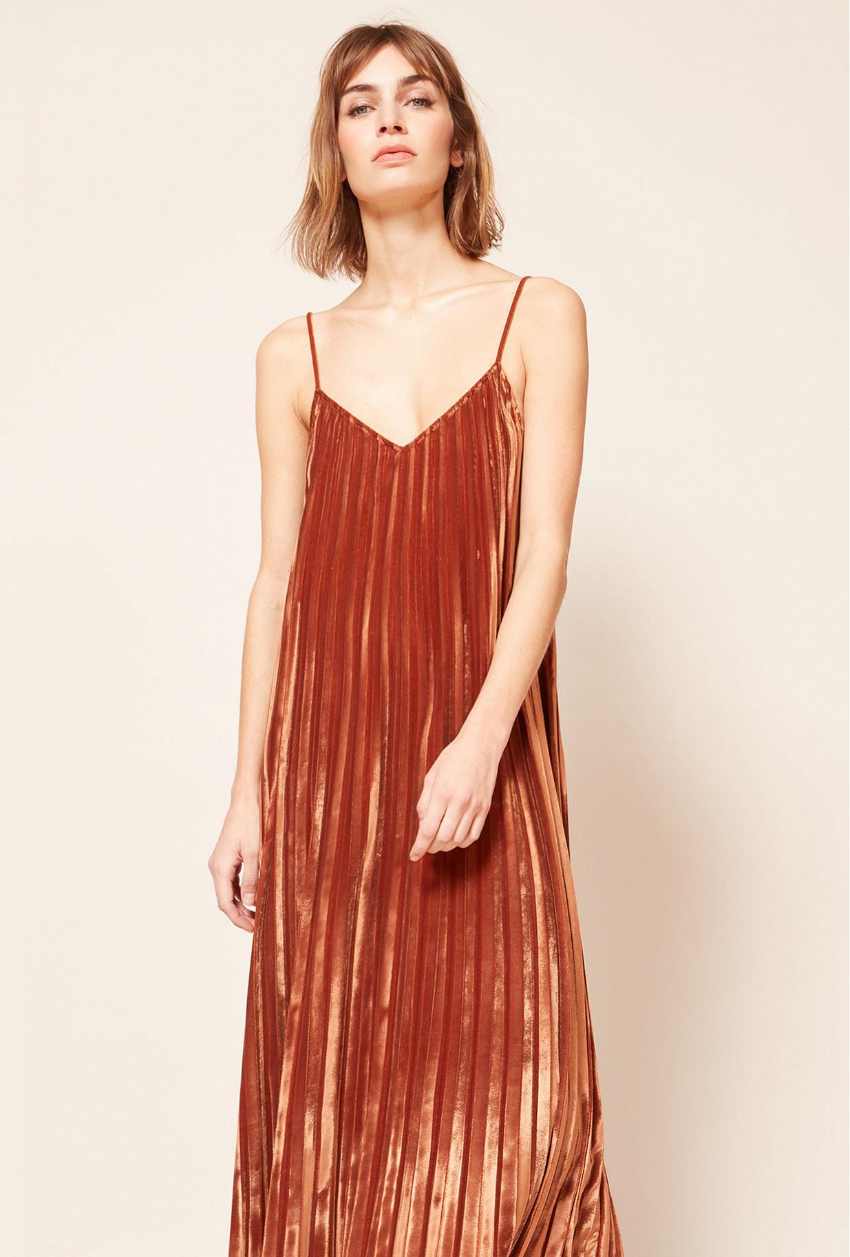Paris boutique de mode vêtement Robe créateur bohème  Maureen