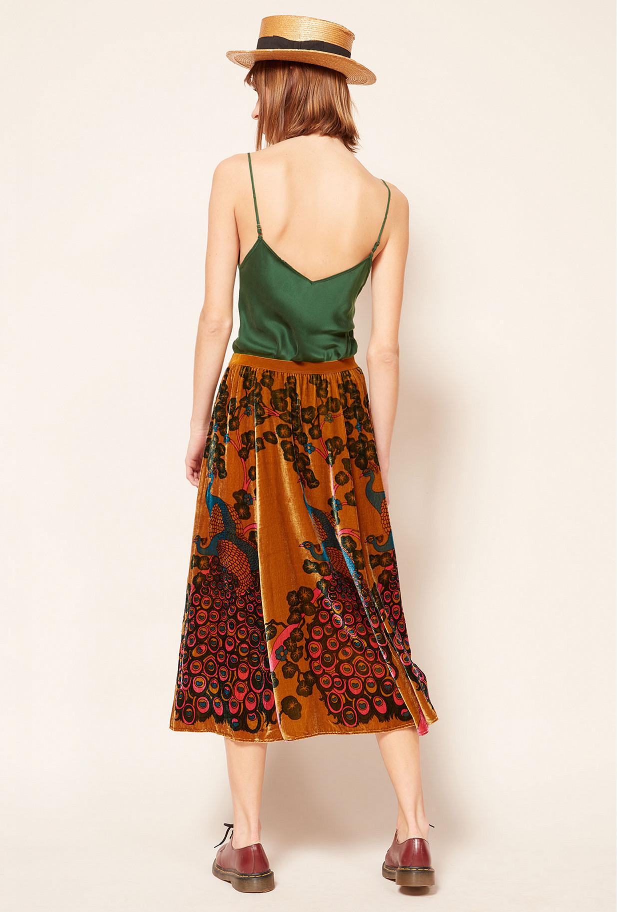 Paris clothes store Skirt  Parade french designer fashion Paris