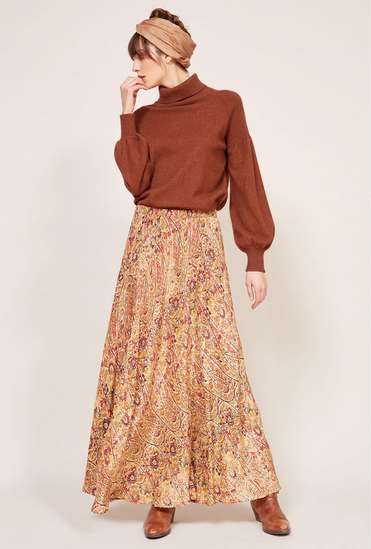 Floral print Skirt Parodia