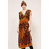 Paris boutique de mode vêtement Robe créateur bohème  Plumage