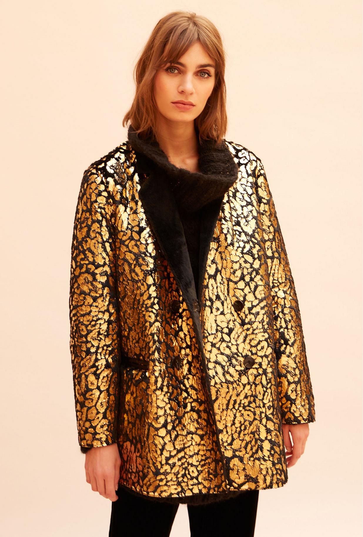 Paris clothes store Jacket  Blondie french designer fashion Paris