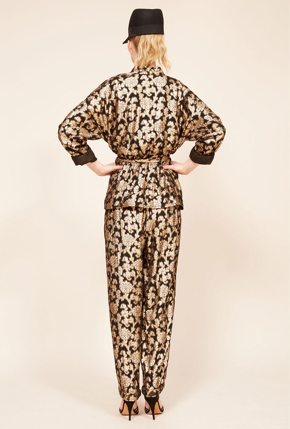 Paris clothes store Kimono  Marignan french designer fashion Paris