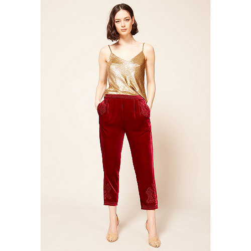 Red pant Mercury
