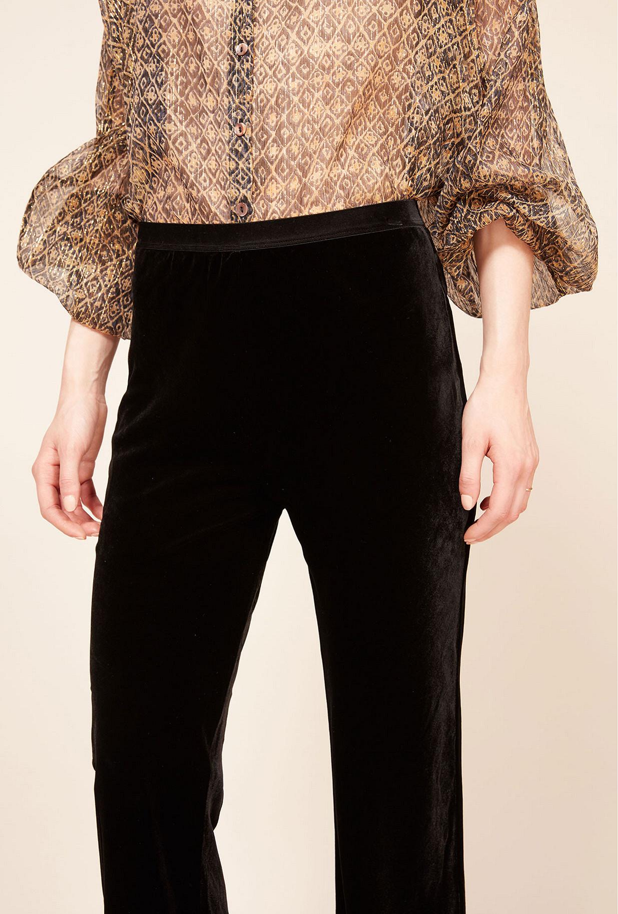 Pantalon Noir Monae Mes Demoiselles Paris