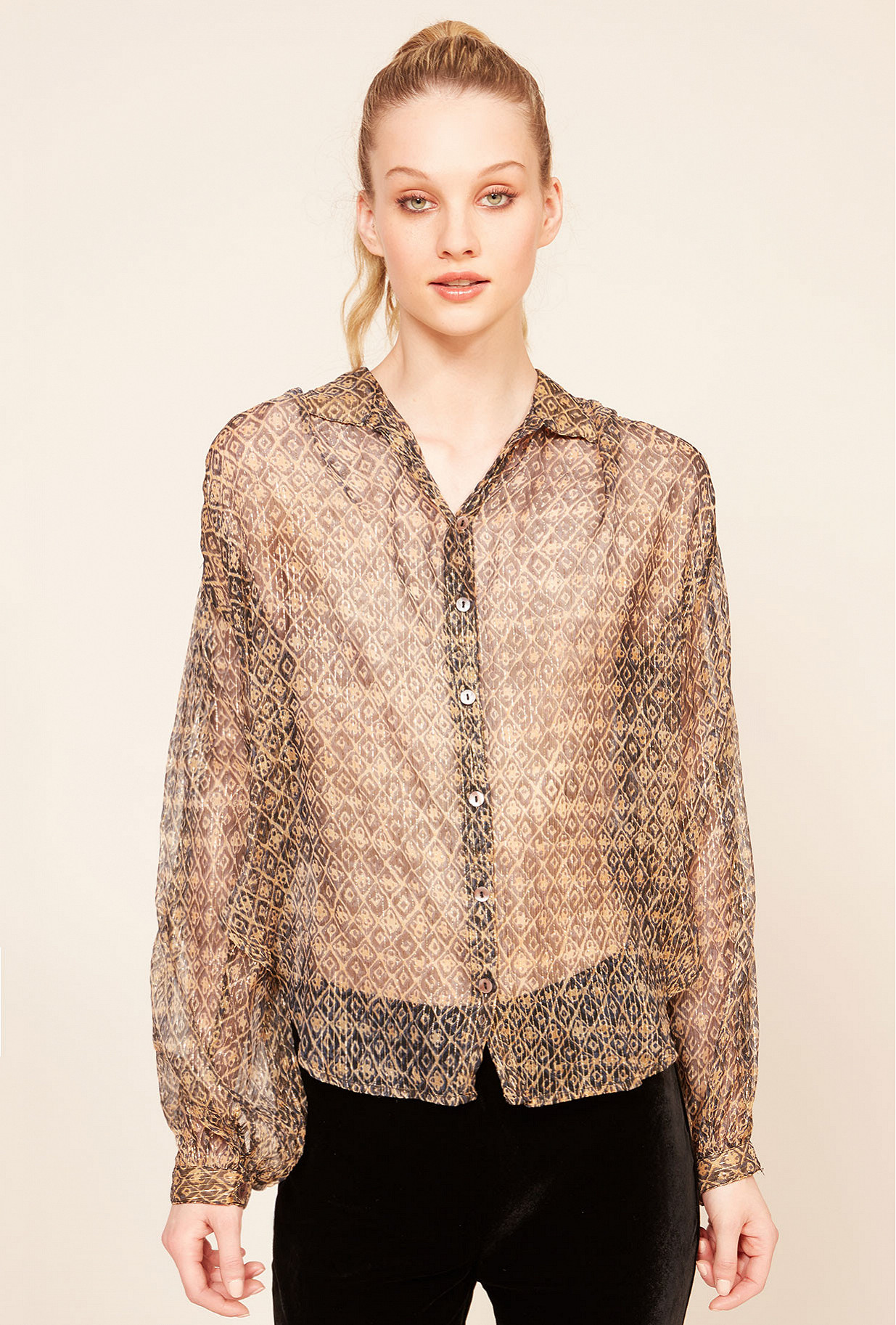 Paris clothes store Shirt  Romuald french designer fashion Paris