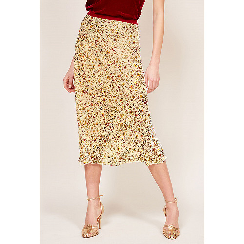 Floral print  Skirt  Zazie Mes demoiselles fashion clothes designer Paris