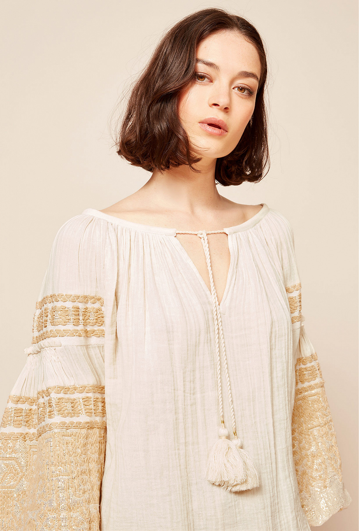 Paris clothes store Blouse  Kremlin french designer fashion Paris