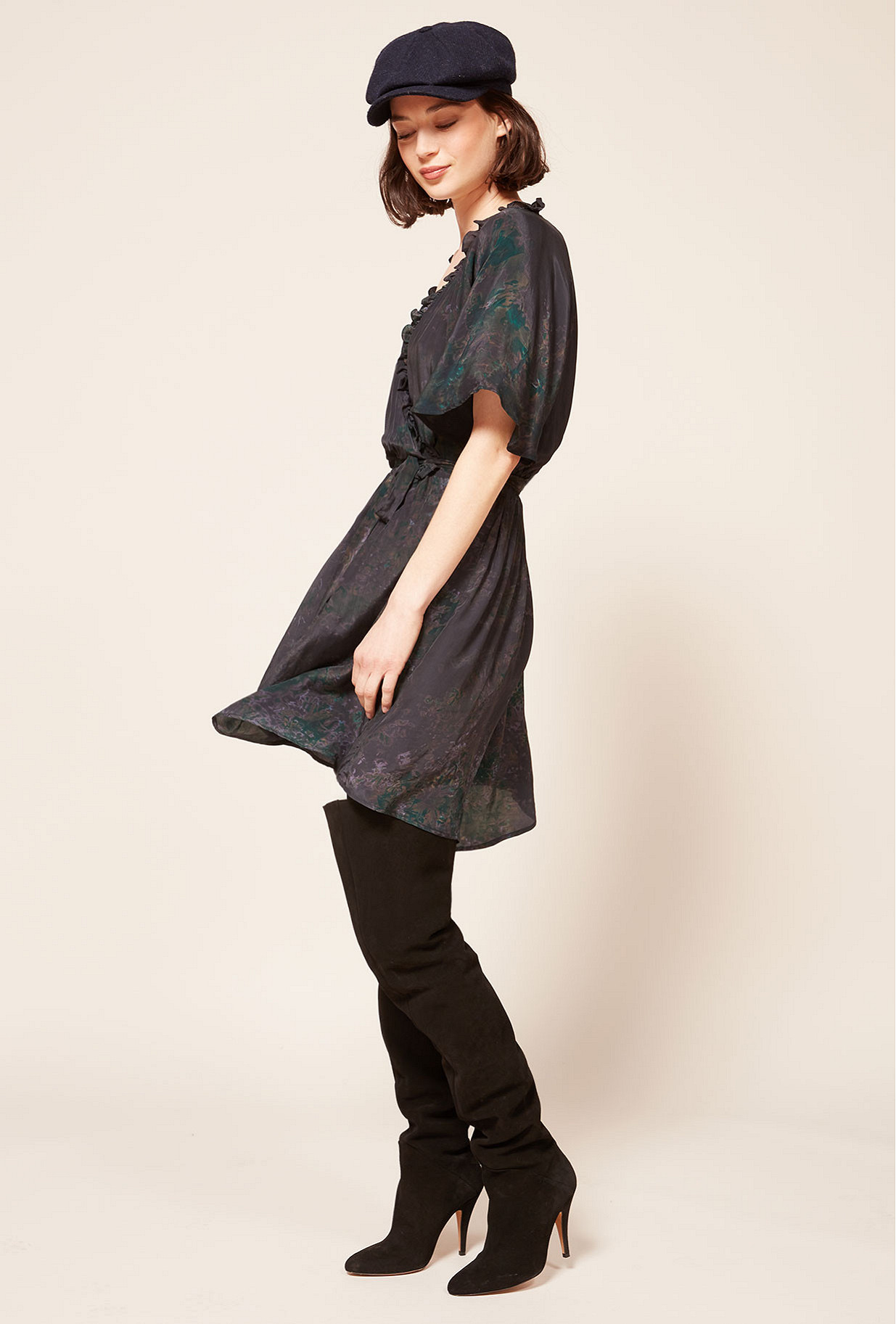 Dream  Dress  Morganite Mes demoiselles fashion clothes designer Paris