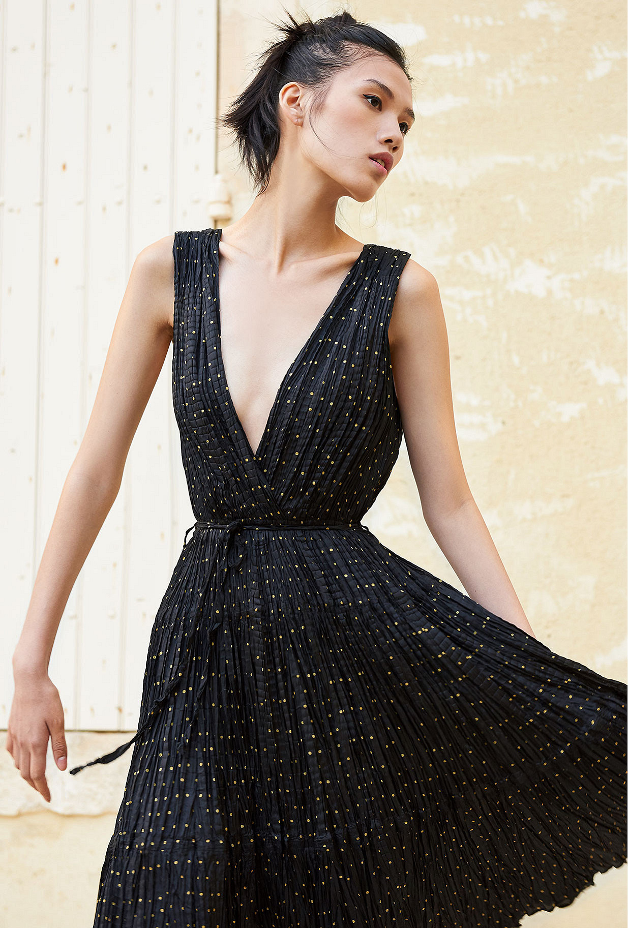 Robe Balsan Mes Demoiselles coloris Noir