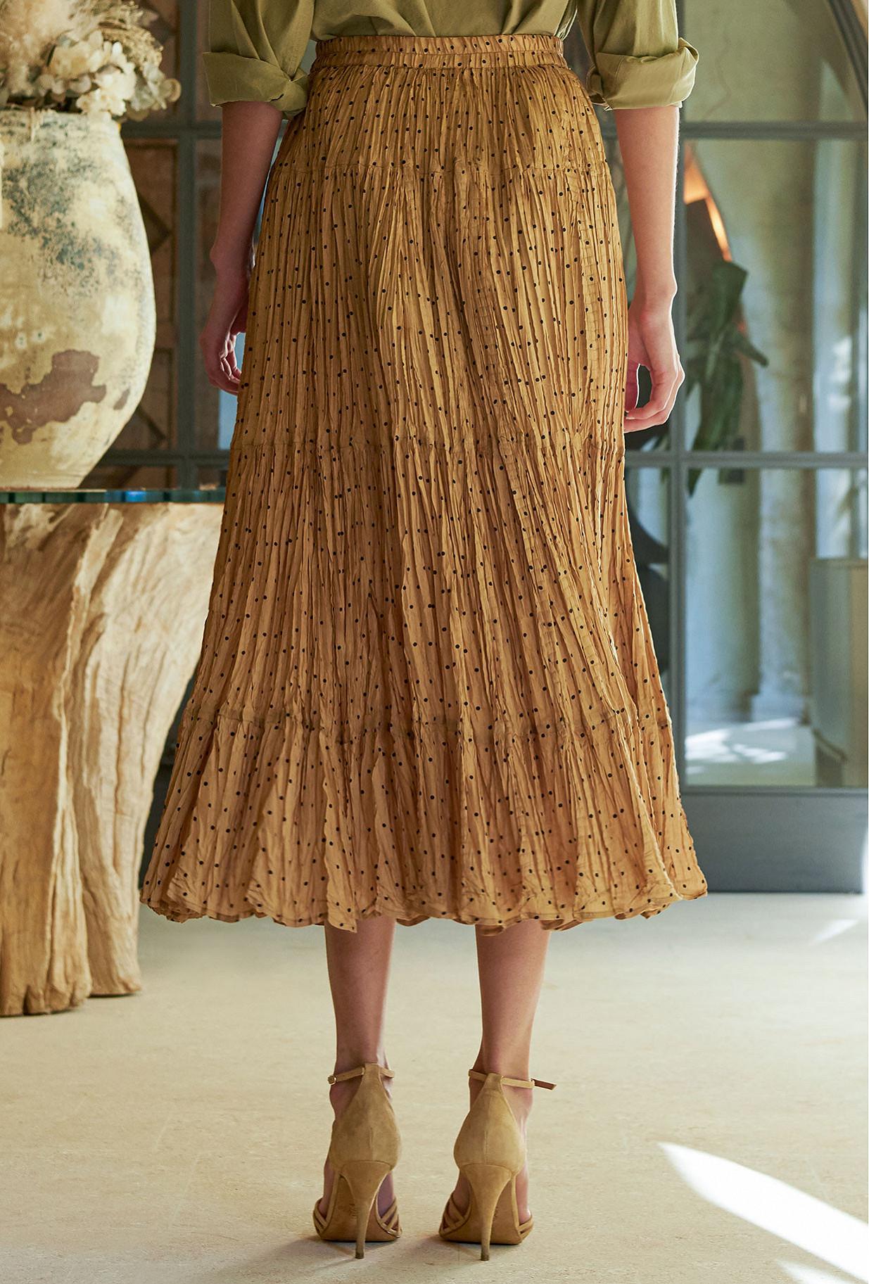 Sand  Skirt  Bronislava Mes demoiselles fashion clothes designer Paris