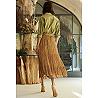 Paris boutique de mode vêtement Jupe créateur bohème  Bronislava
