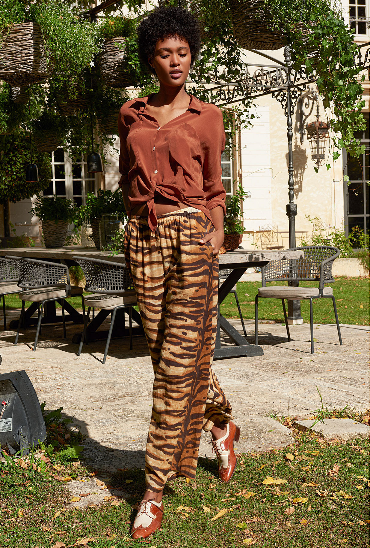Tiger Pant Butan Mes Demoiselles Paris