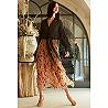 Paris clothes store Skirt  Clematis french designer fashion Paris