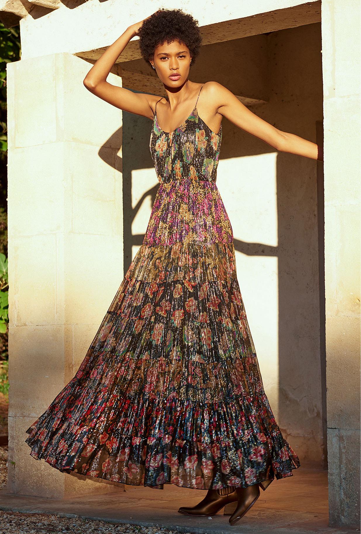 Paris boutique de mode vêtement Robe créateur bohème  Fabuleuse