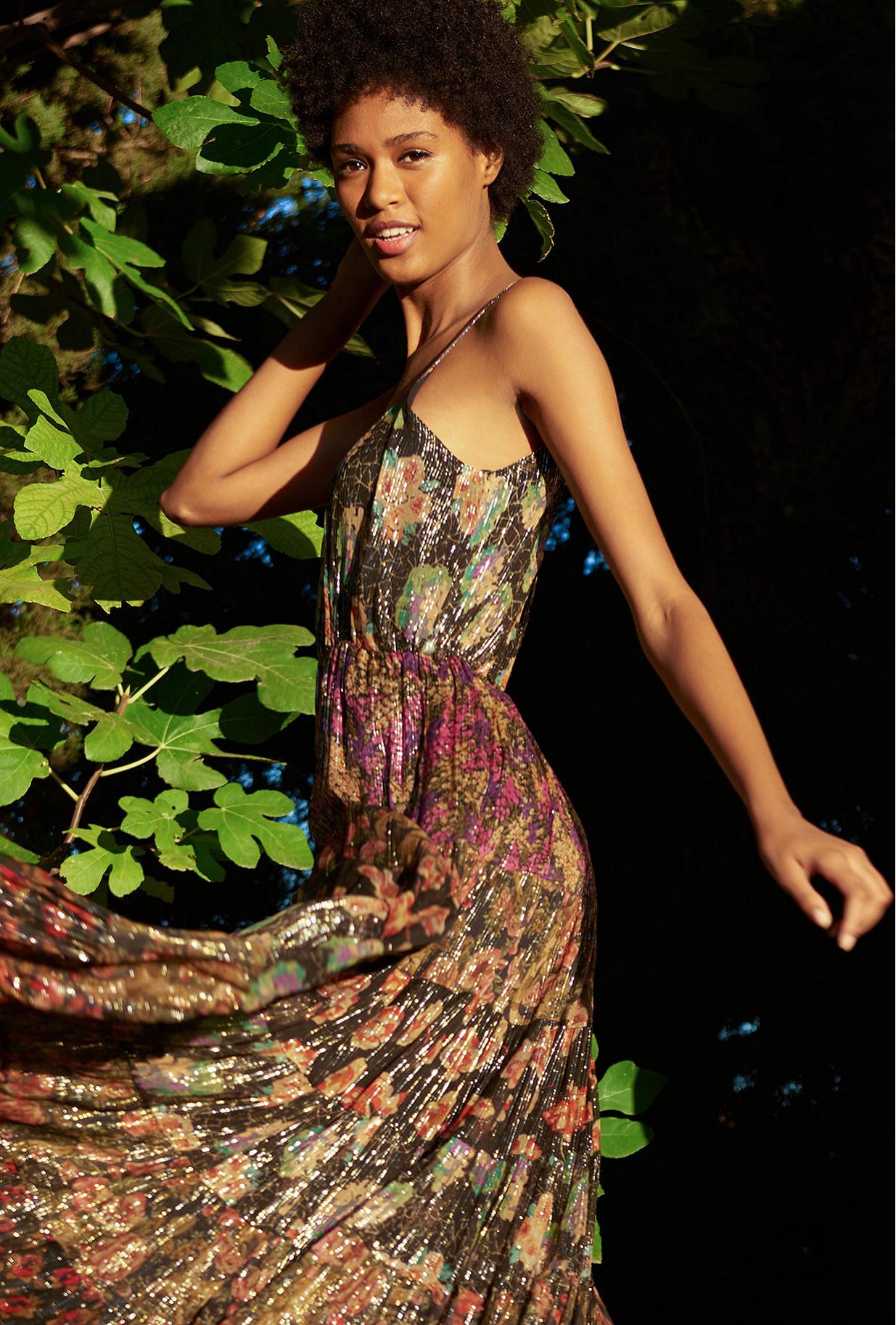 Floral print Dress Fabuleuse Mes Demoiselles Paris