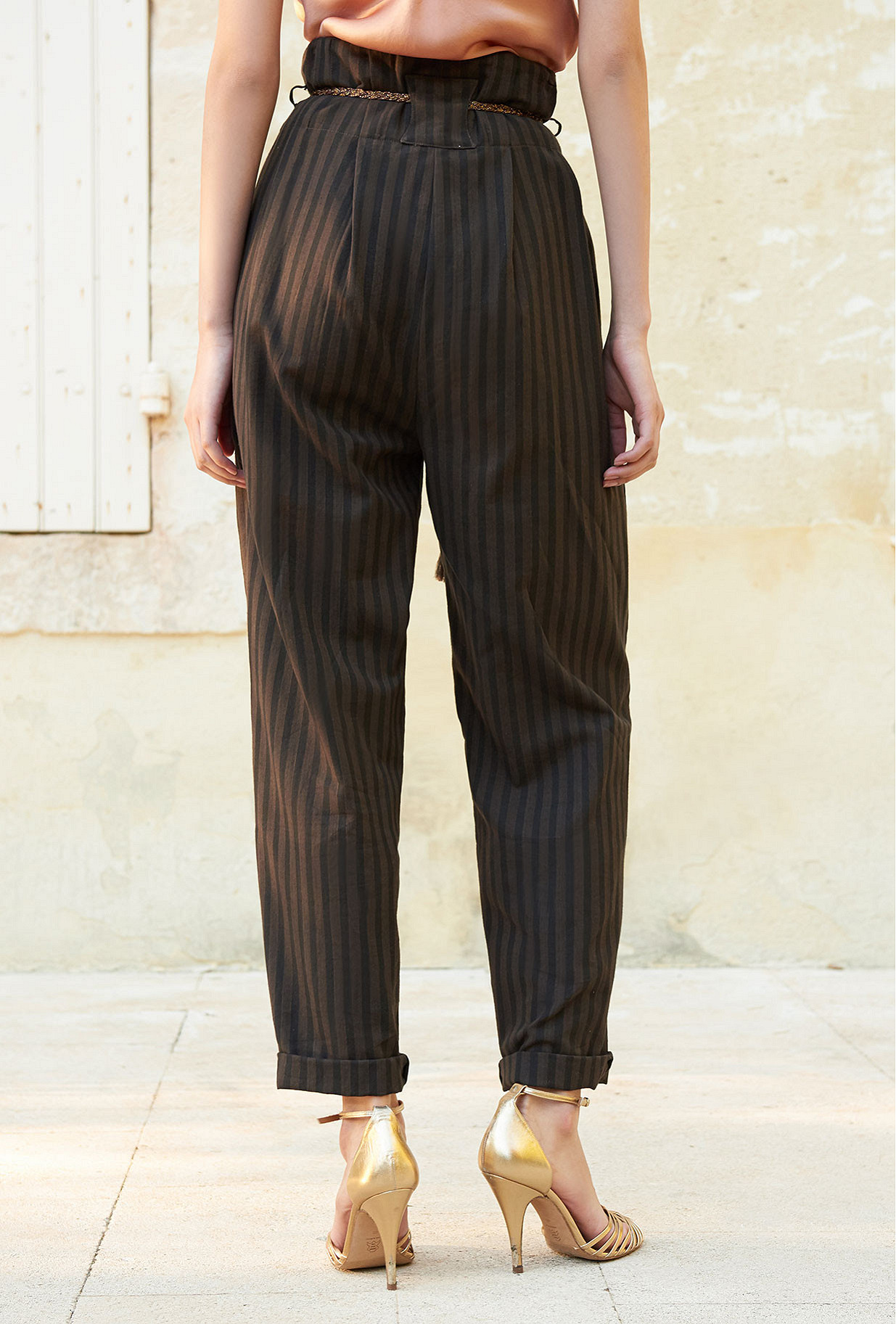 Pant Kate Mes Demoiselles color Black