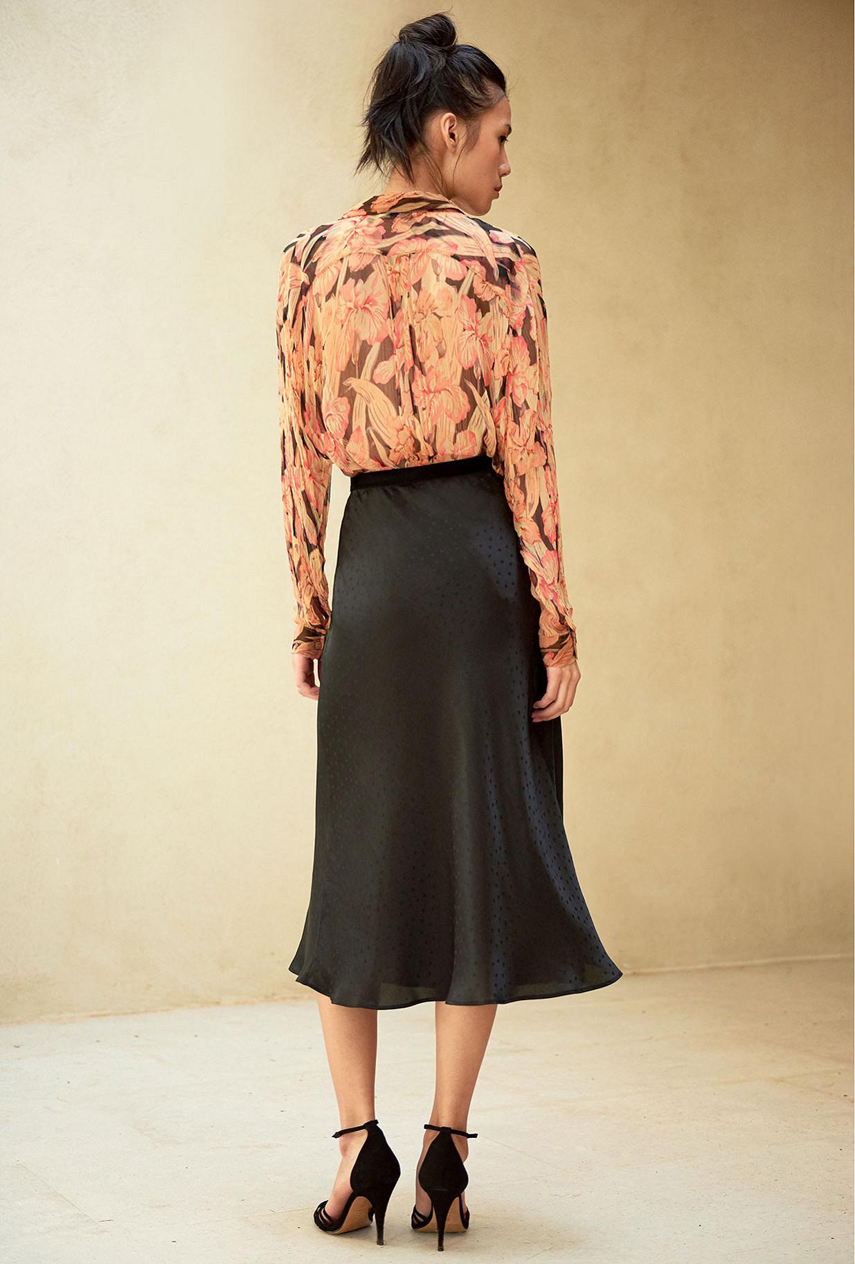 Black Skirt Saloon Mes Demoiselles Paris