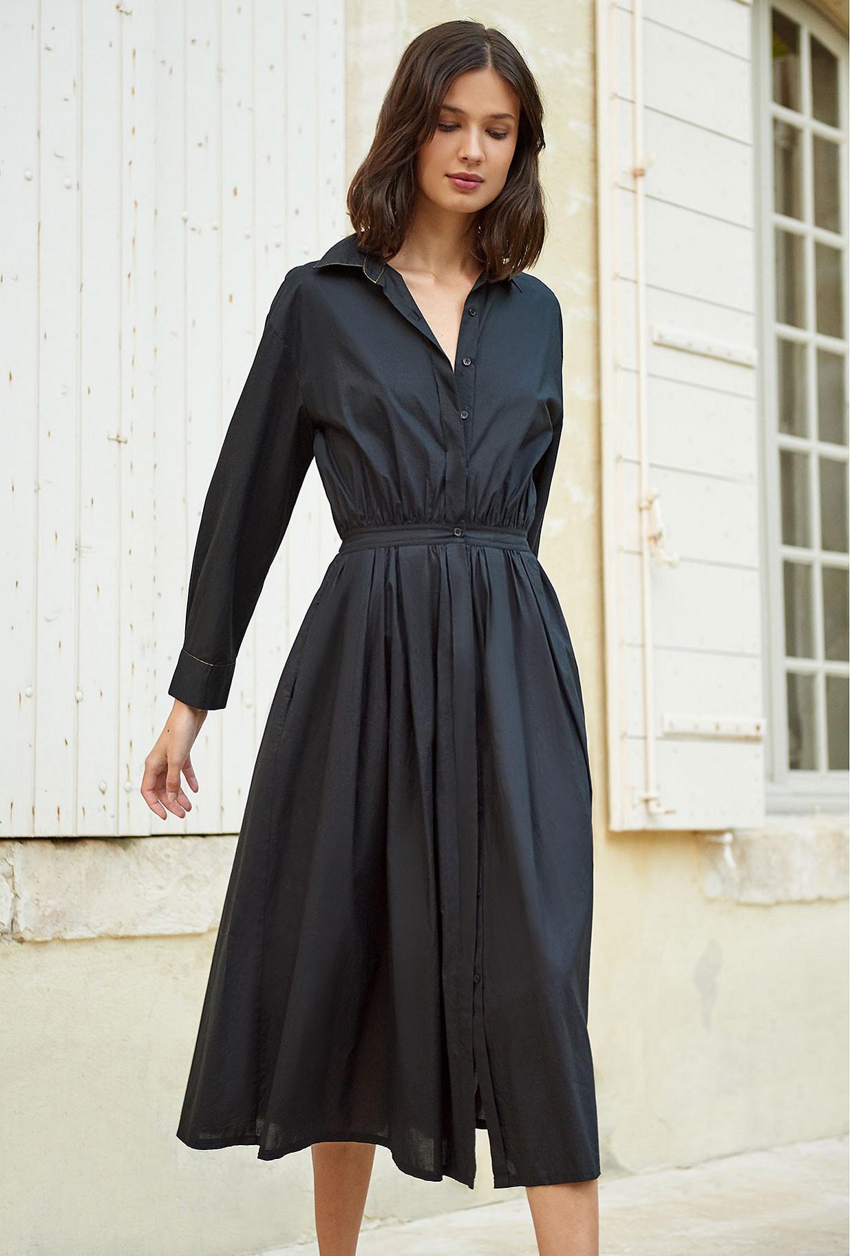 Black Dress Claudel Mes Demoiselles Paris