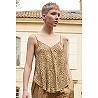 Paris boutique de mode vêtement Top créateur bohème  Rosette