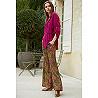Paris boutique de mode vêtement Pantalon créateur bohème  Aster