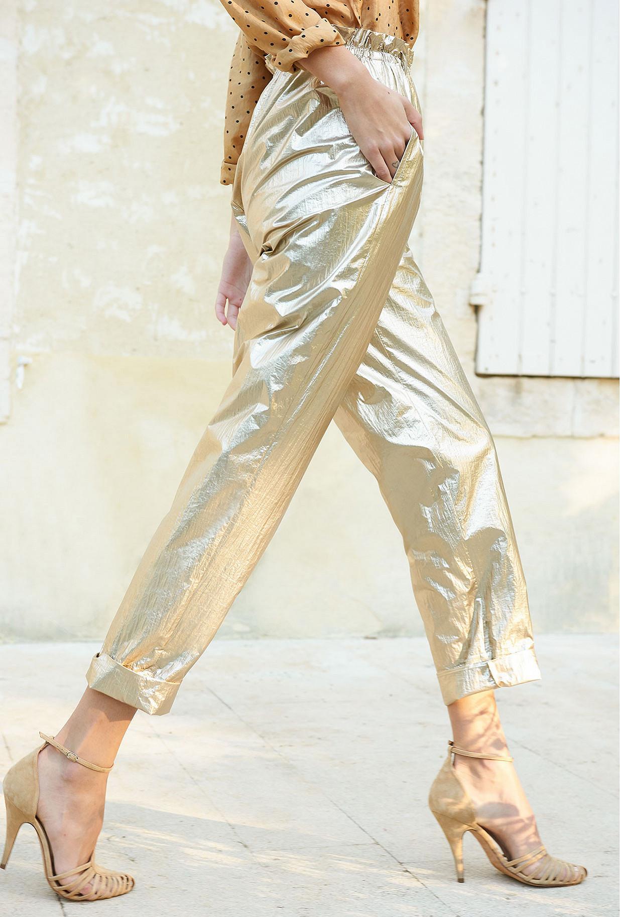 Pantalon Platine  Saturno mes demoiselles paris vêtement femme paris