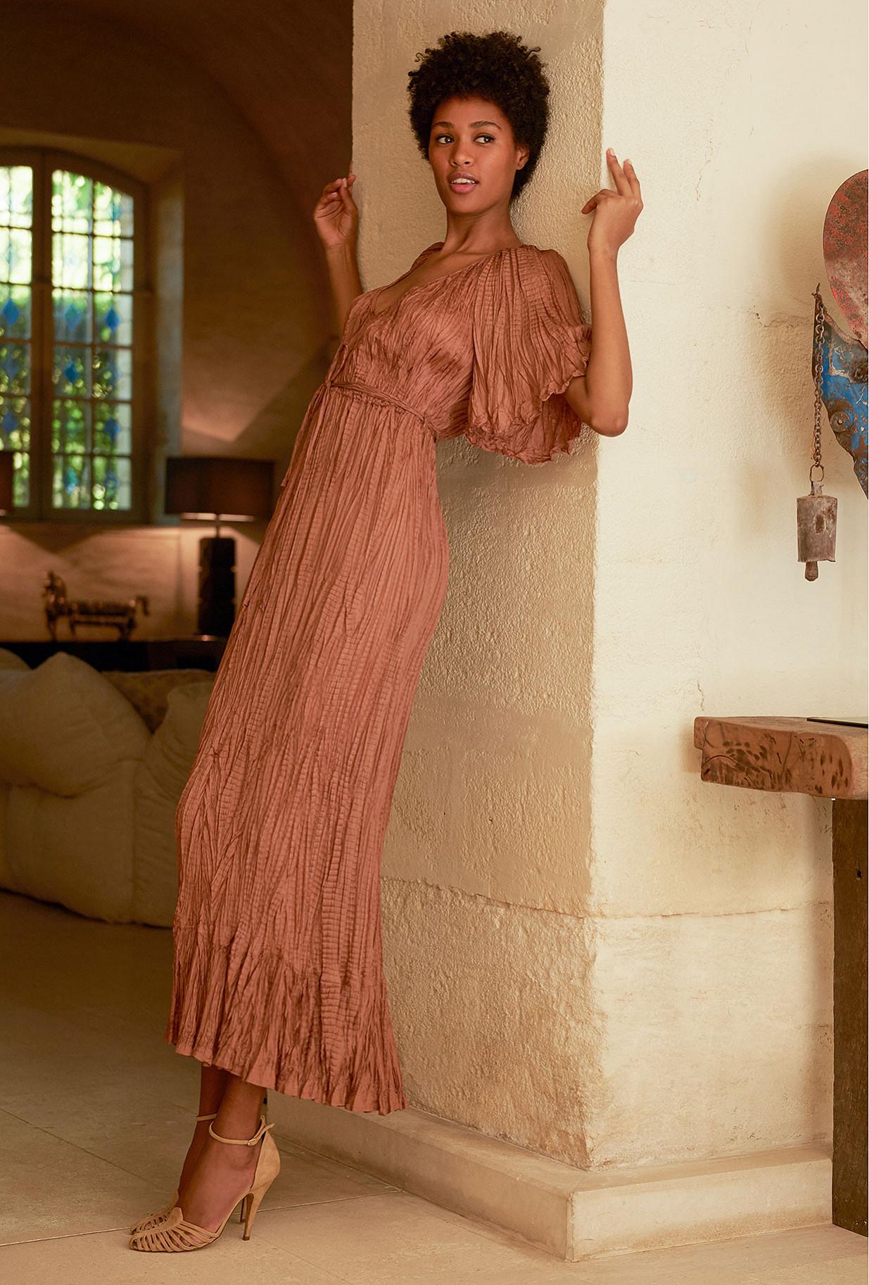 Nude  Dress  Twinkie Mes demoiselles fashion clothes designer Paris