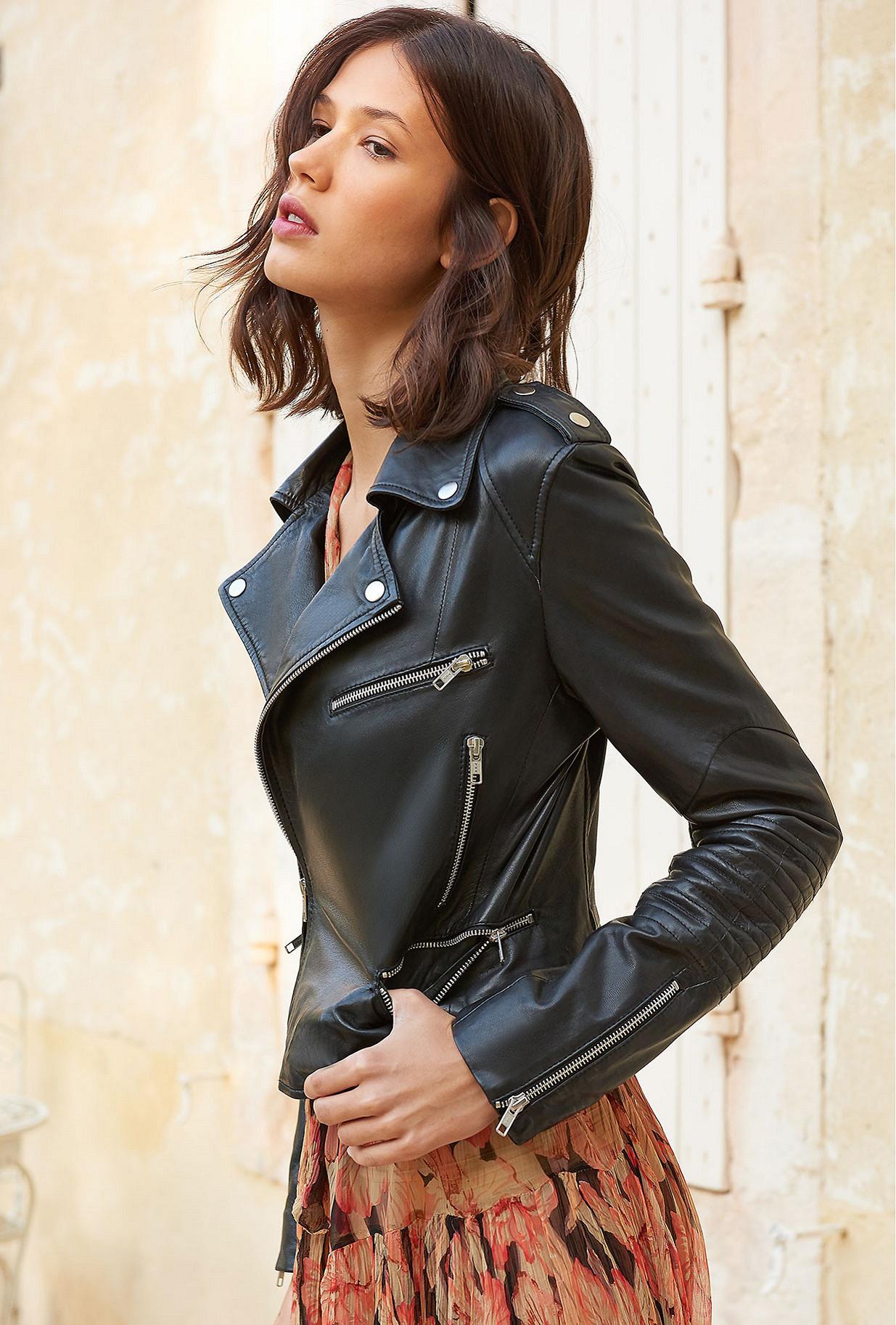 women clothes Jacket  Bikeuse