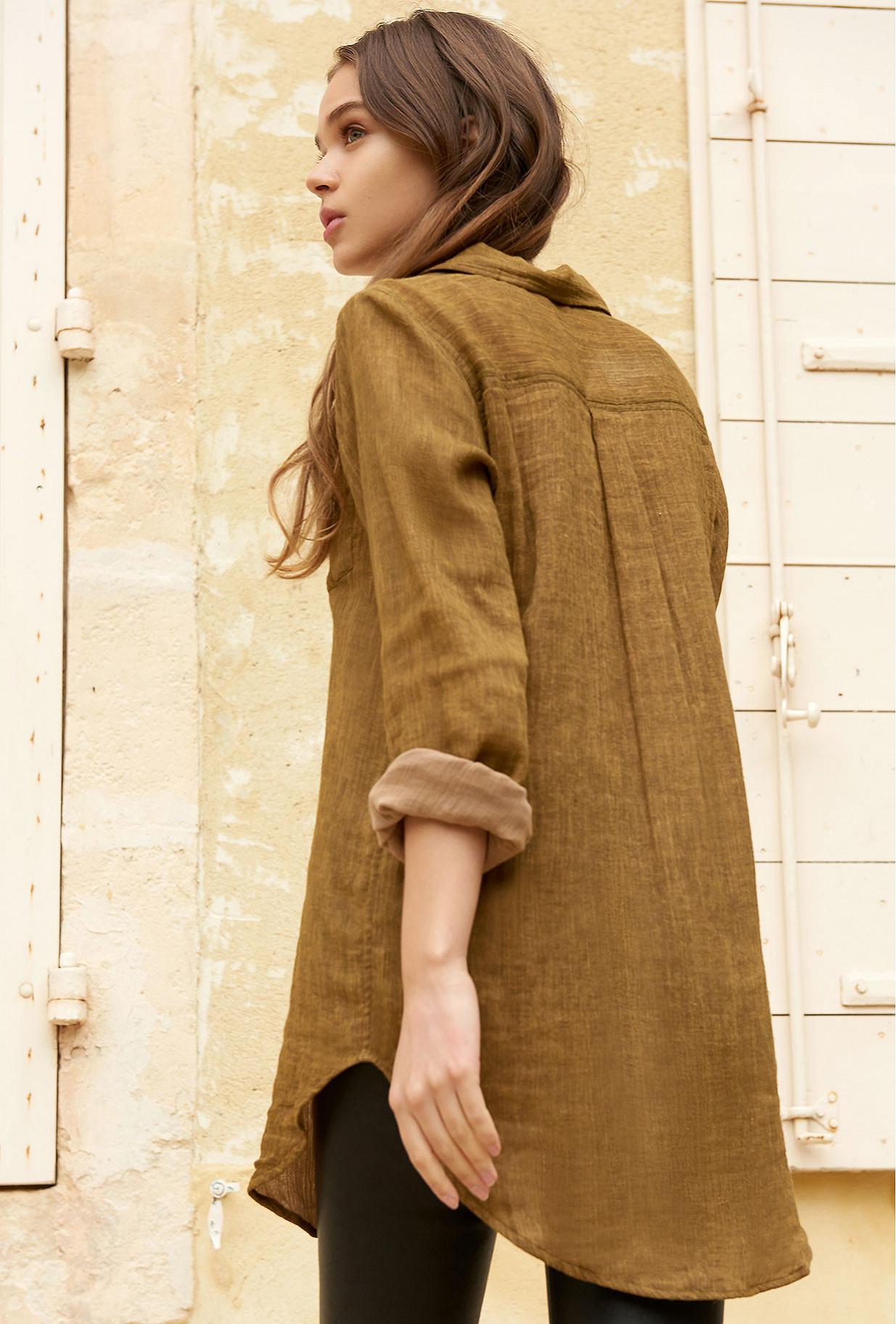 Shirt  Chaddok Mes demoiselles fashion clothes designer Paris
