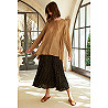Paris boutique de mode vêtement Blouse créateur bohème  Charmeuse