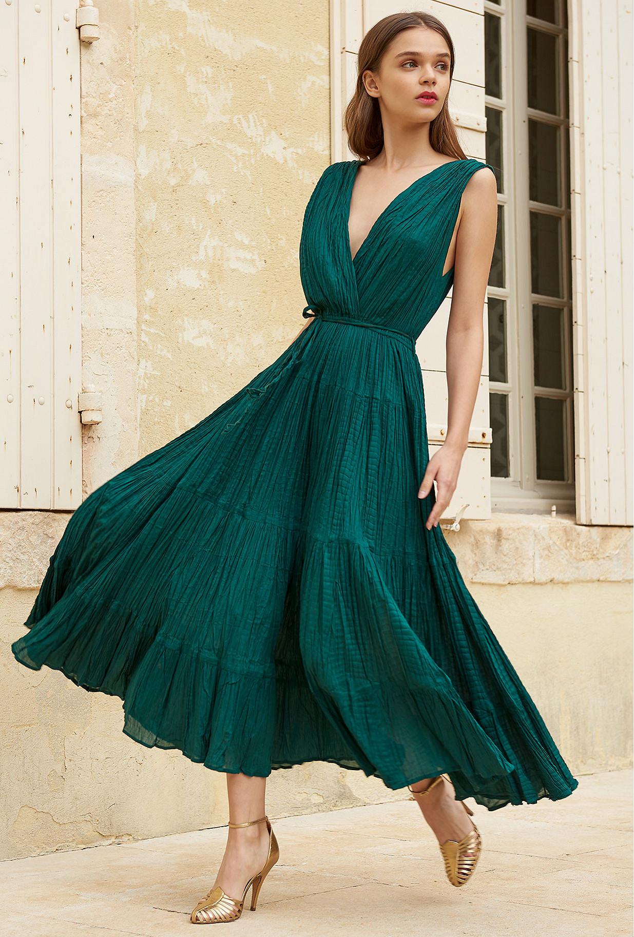 Paris clothes store Dress  Colchique french designer fashion Paris