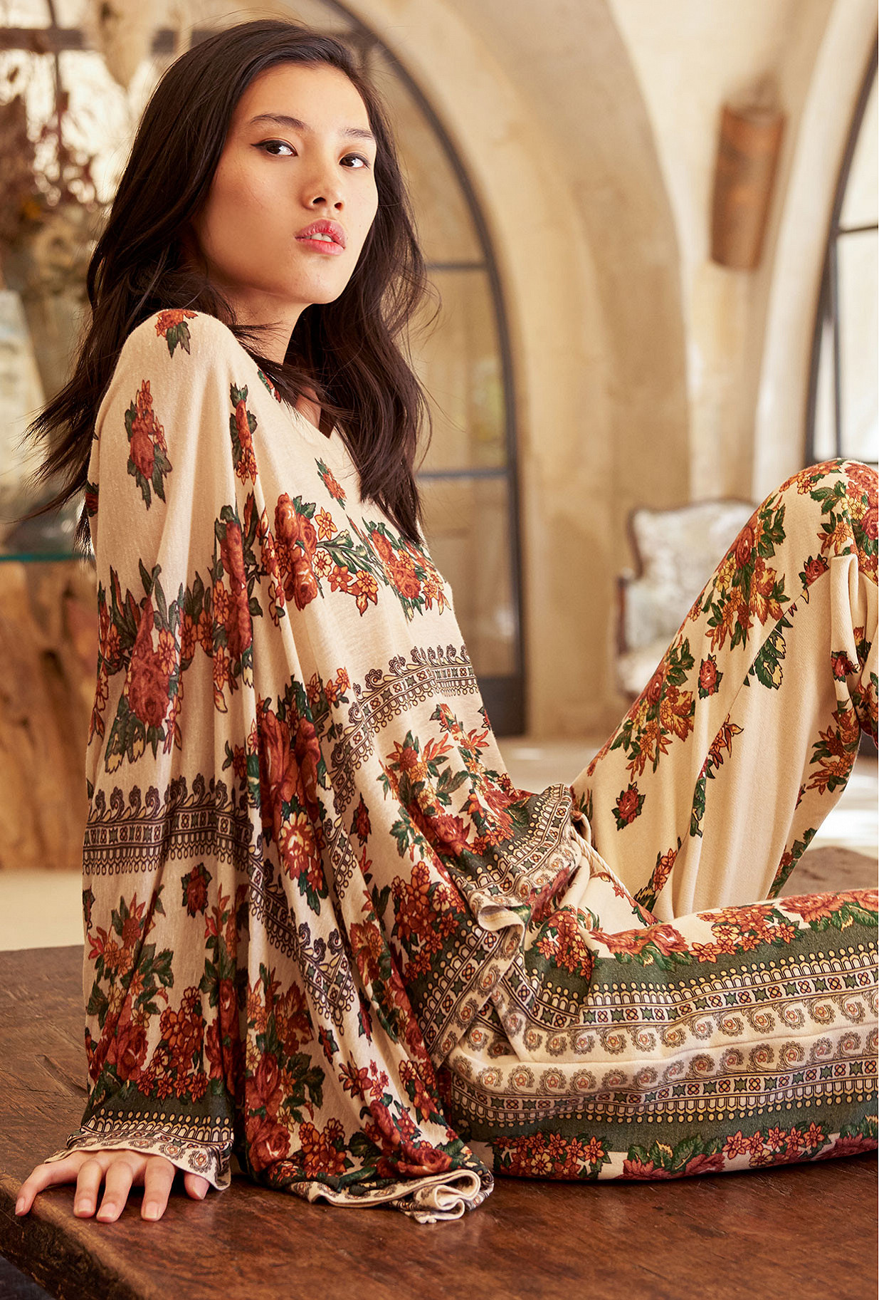 women clothes Poncho  Kiki