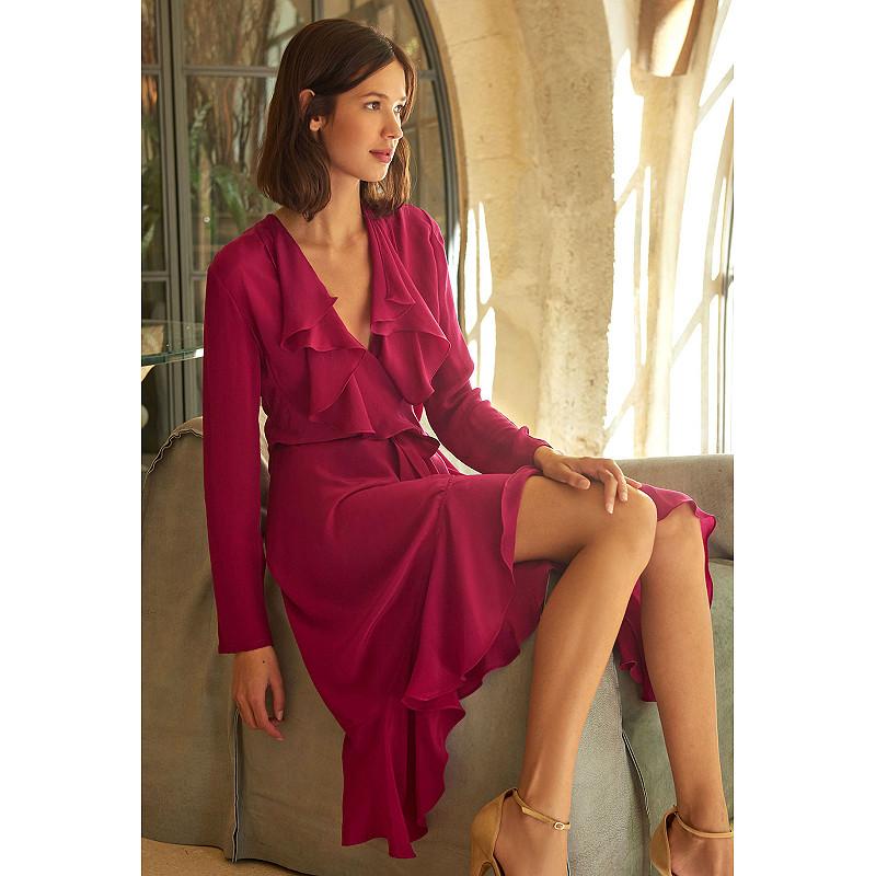 Paris boutique de mode vêtement Robe créateur bohème  Exauce