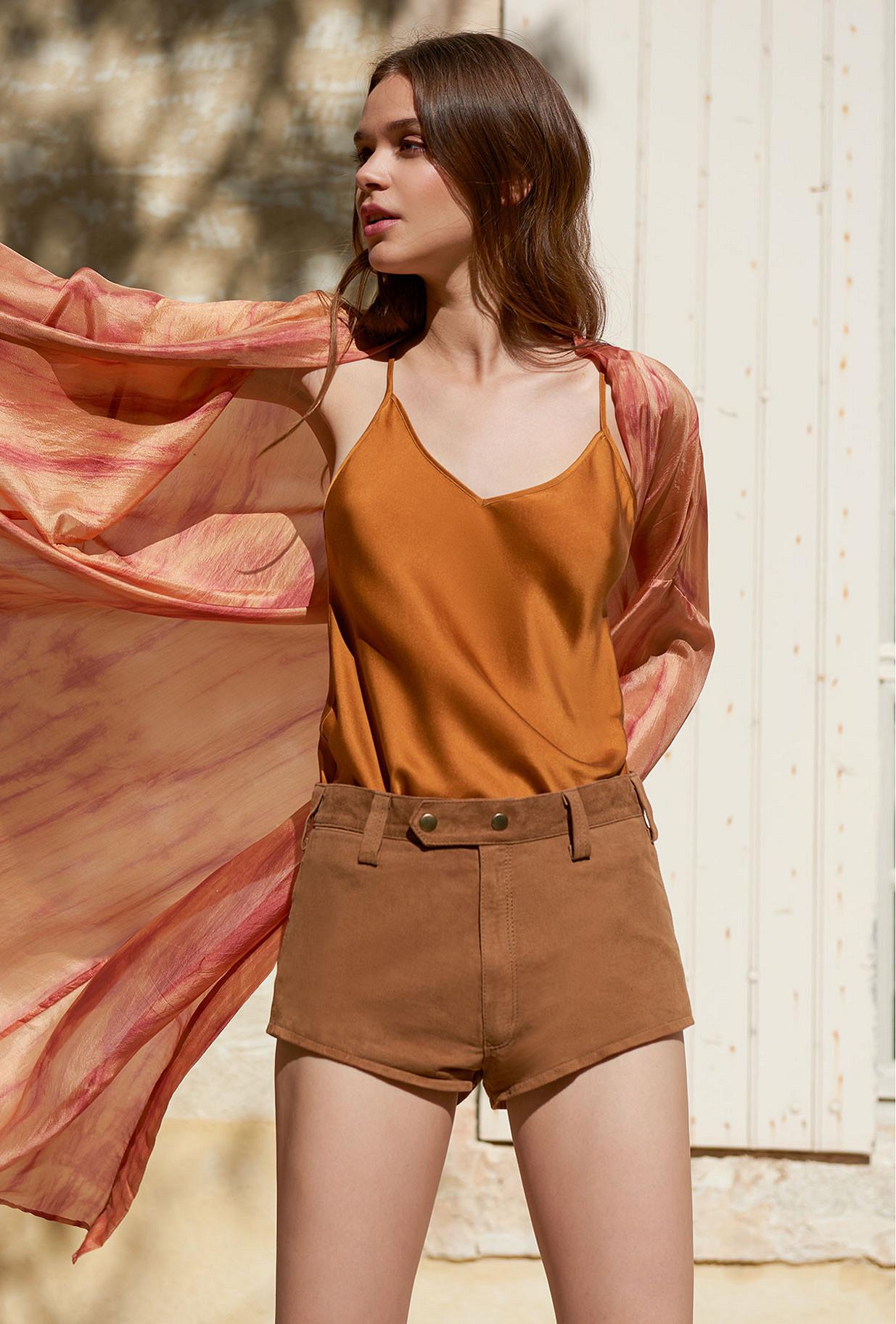 Paris clothes store Short  Chilli french designer fashion Paris