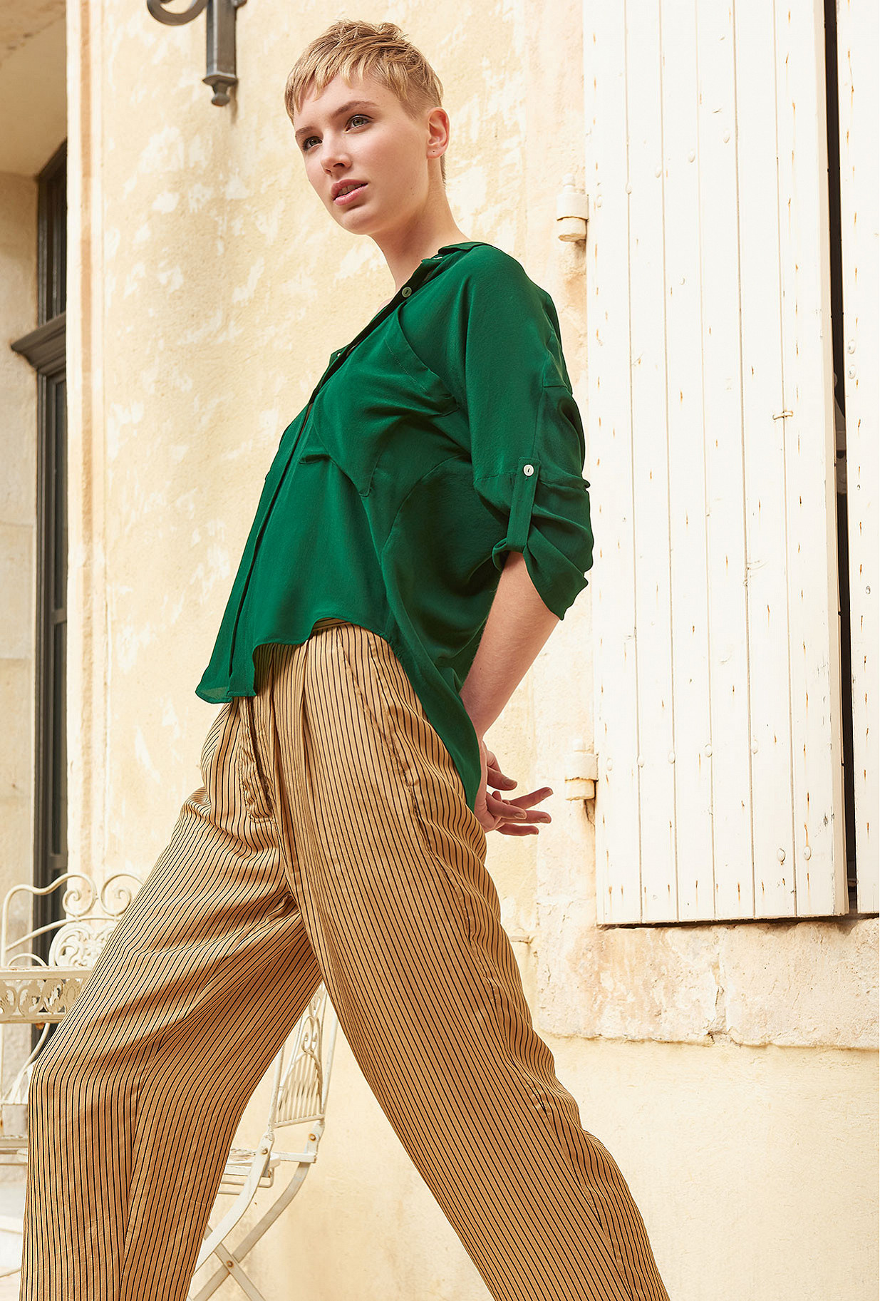 Pantalon Sable Chandelle
