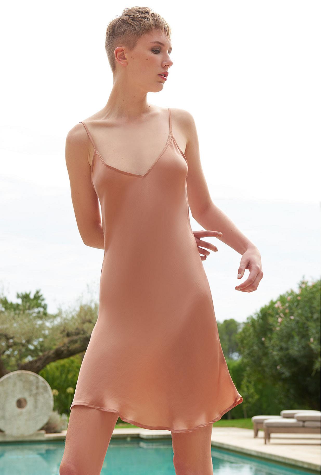 Blush Dress Loulou