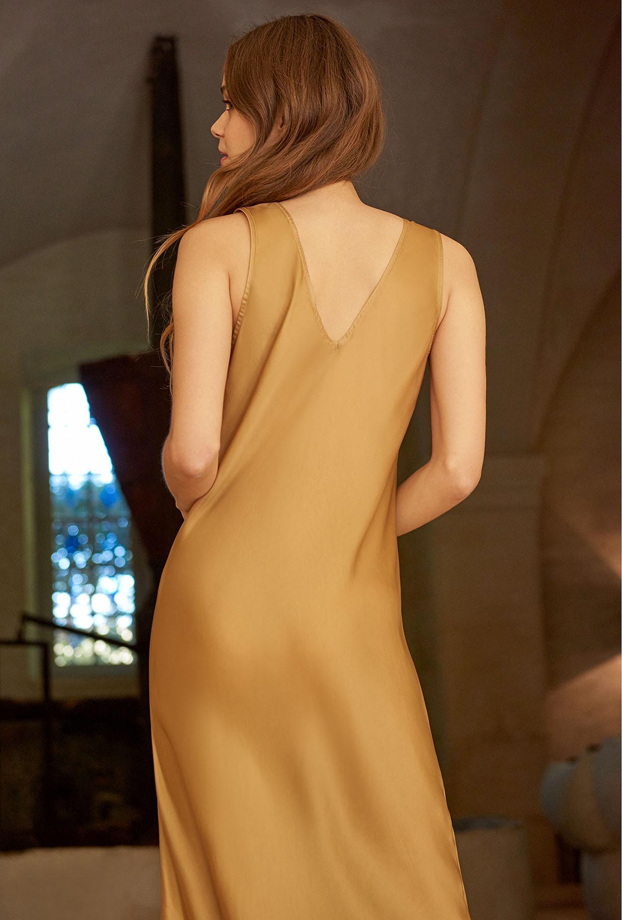 Robe Or  Lovamour mes demoiselles paris vêtement femme paris